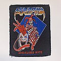 Atrophy - Patch - Atrophy - Socialized Hate VTG Woven Patch