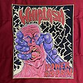 Whiplash - Patch - Whiplash - Power And Pain Woven Backpatch
