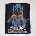 Nifelheim - Patch - Nifelheim - S/T Woven Patch For Mister Maniak