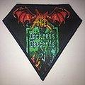 Dark Angel - Darkness Descends Woven Patch