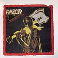 Razor - Patch - Razor - Executioner's Song Woven Patch