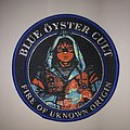 Blue Öyster Cult - Fire Of Unknown Origin Woven Patch