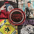 Woven Cannibal Corpse Patch