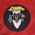 Tank - Filth Hounds Of Hades Woven Patch