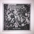 Exmortus - For The Horde Woven Patch