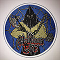 Hallows Eve - Tales Of Terror Woven Patch
