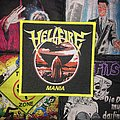 Hellfire - Mania Woven Patch