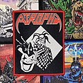 Atrophy - Patch - Atrophy - Socialized Hate Woven Patch