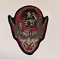 Kreator - Patch - Kreator - Coma Of Souls VTG Woven Shaped Patch