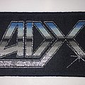 Woven ADX Logo Patch
