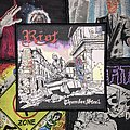 Riot - Thundersteel Woven Patch