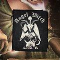 Angel Witch Patch Original