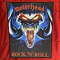 Motörhead - Rock 'N' Roll Woven Backpatch