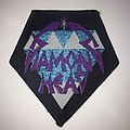 Woven Diamond Head patch