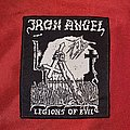 Iron Angel - Legions Of Evil Woven Patch