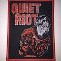Quiet Riot - Metal Health Woven Patch