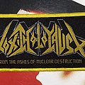 Toxic Holocaust - Patch - Toxic Holocaust - FTAOND For GrimmsonsGrim