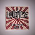 Loudness - Patch - Loudness - Thunder In The East Woven Patch