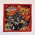 Sodom - Patch - Sodom - M-16 Woven Patch