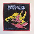 Massacre - Patch - Massacre - From Beyond Woven Patch