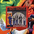 Cryptic Slaughter - Convicted Woven Patch