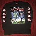 Tankard - One Foot in the Grave Long Sleeve Shirt