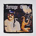 Savage Grace - Patch - Savage Grace - Master Of Disguise Woven Patch