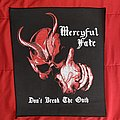 Mercyful Fate - Patch - Mercyful Fate - Don't Break The Oath Backpatch