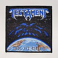 Testament - Patch - Testament - The New Order Woven Patch