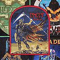 Cancer - Death Shall Rise Official Woven Patch