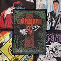 Demon - Night Of The Demon Woven Patch