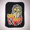Quiet Riot - Metal Health Vintage Printed Patch