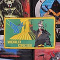 Toxik - Patch - Toxik - World Circus Woven Patch