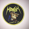 Havok - Time Is Up Woven Patch