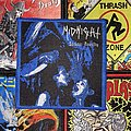 Midnight - Satanic Royalty Woven Patch