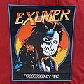 Exumer - Possessed By Fire Official Woven Backpatch