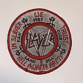 Slayer - Patch - VTG Slayer Embroidered Fan Club Patch