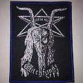 Witchfynde - Give 'Em Hell Woven Patch