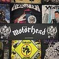 Motörhead Strip Patch