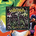 Toxic Holocaust - An Overdose Of Death... Woven Patch