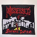 Possessed - Patch - Possessed - Satan's Curse Embroidered Patch