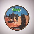 Sleep - Dopesmoker woven patch