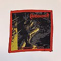 Witchburner - Patch - Witchburner - Incarnation Of Evil Woven Patch