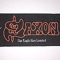 Saxon - The Eagle Has Landed Woven Super Strip
