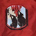 Wolf - Edge Of The World Woven Patch