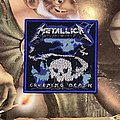 Metallica - Creeping Death Woven Patch