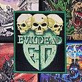 Woven EvilDead Logo Patch