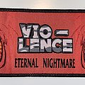 Vio-Lence - Patch - Vio-Lence - Eternal Nightmare Woven Strip Patch