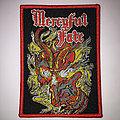 Mercyful Fate - Don't Break The Oath Woven Patch