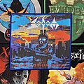 Sodom - Persecution Mania Woven Patch